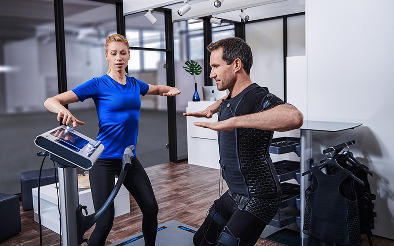 EMS Personal Training in Holzkirchen